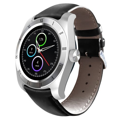 Zeblaze Classic Bluetooth 4.0 Life Waterproof Fitness Tracker Smart Watch- 2 colors