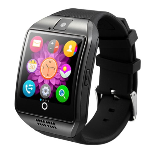 Q18 1.54 inch TFT Screen Bluetooth 3.0 Smart Bracelet Watch Phone - 3 colors