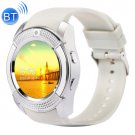 V8 1.22 inch Touch Screen 2G Calling Bluetooth Smart Watch with 0.3MP Camera - 4 colors