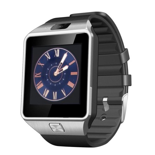 DZ09 1.56 inch Screen Bluetooth 3.0 Android 4.1 OS Above Smart Watch - 3 colors
