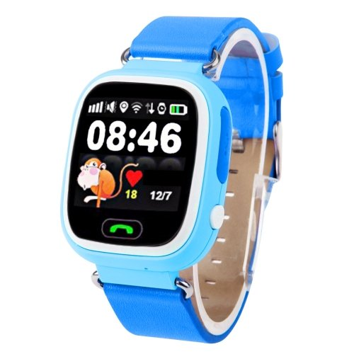 OBTNL B11 GSM GPRS GPS Locator Anti-Lost Smart Watch Tracker - 3 colors