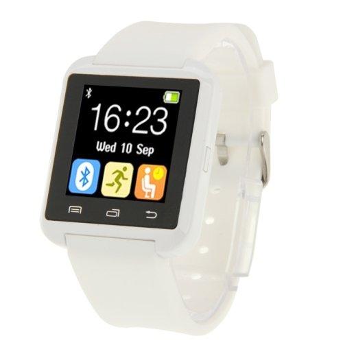 U80 Bluetooth Health Smart Watch 1.5 inch LCD Screen - 3 colors