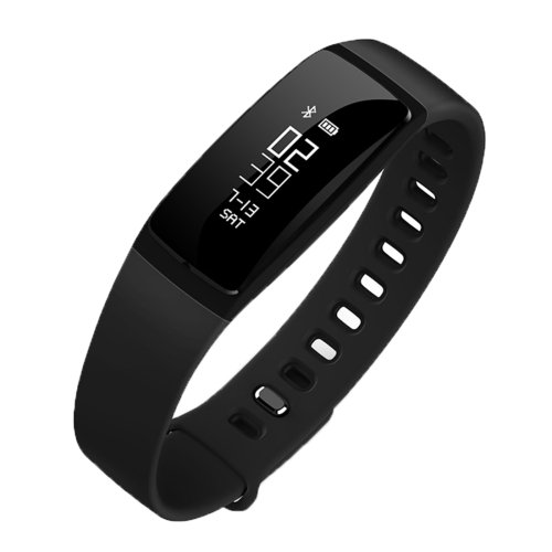 V07 Oled Bluetooth V4.0 Smart Bracelet For Android and iOS Phones - 3 colors