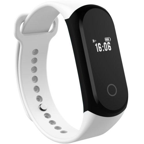 A16 0.42 inch OLED Screen Bluetooth 4.0 IP67 Waterproof Smart Bracelet - 4 colors