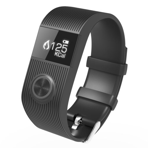 TW64P 0.49 inch Bluetooth Smart Bracelet Compatible with Android and iOS Phones - 4 colors