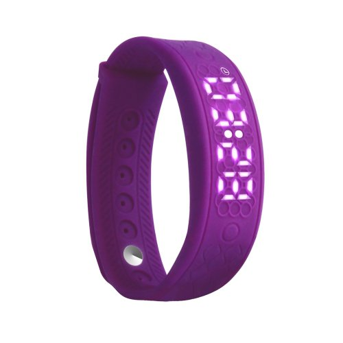 H5S Fitness Smart Bracelet, Support Heart Rate / Pedometer / Sleep Monitor... - 3 colors