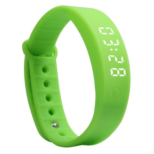 W5S Silicone Band Fitness Smart Bracelet, Pedometer / Distance... - 5 colors