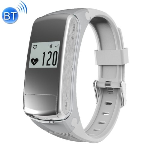 F50 Bluetooth Headset Smart Music Sport Bracelet, Support Hear Rate Monitor... - 2 colors