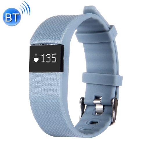TW64S Waterproof Bluetooth 4.0 Heart Rate Smart Health Bracelet - 5 colors