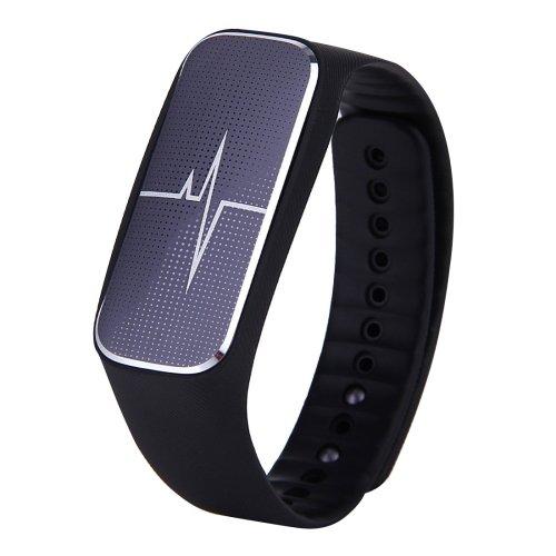 L18 Bluetooth 4.0 Smart Bracelet, Support Pedometer / Mood / Blood Pressure... - 3 colors