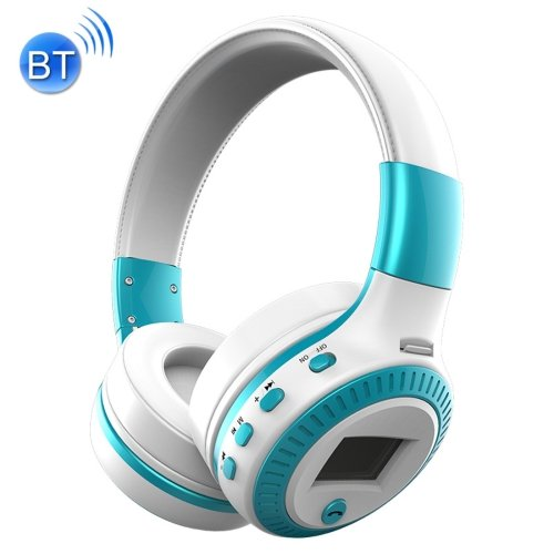Zealot B19 Folding Headband Bluetooth Stereo Music Headset with Display & Handsfree - 6 colors