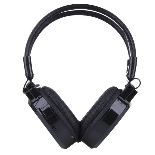 SH-S1 Folding Stereo HiFi Wireless Sports Headphone Headset with LCD Screen - 8 colors
