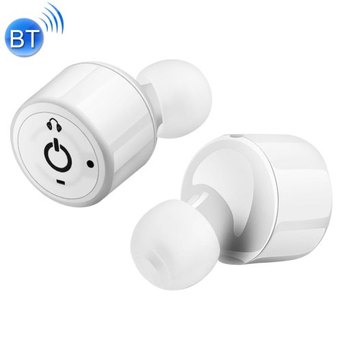 X1T Mini Twins True Stereo Wireless Bluetooth 4.2 In-Ear Earphone Headset with Mic - 4 colors