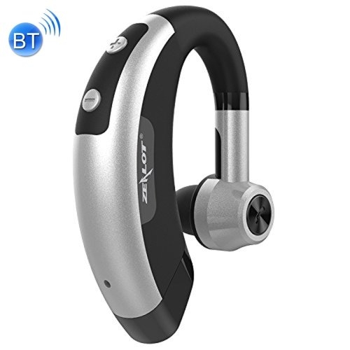 ZEALOT E1 Stereo Wireless Bluetooth 4.0 Single-side Earphone - 3 colors