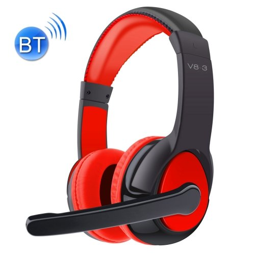 OVLENG V8-3 Bluetooth Stereo Headset Headphones with Mic
