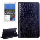 For Tab S 8.4/T700 Crocodile Texture Flip Leather Case with Holder - # Colors