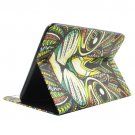 For Galaxy Tab 4 / 10.1 Cat Pattern Leather Case with Holder, Card Slots & Wallet