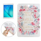 For Galaxy Tab 4 / 10.1 FIERCE Pattern TPU Protective Case