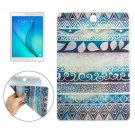 For Galaxy Tab 4 / 10.1 Drawing Pattern TPU Protective Case