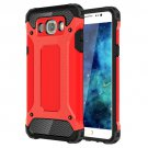 For Galaxy J5 (2016) Tough Armor TPU + PC Combination Case - # Colors