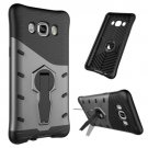 For Galaxy J5 (2016) Tough Armor TPU+PC Combination Case with Holder - # Colors