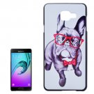 For Galaxy A3(2016) Bulldog Pattern PC Protective Case