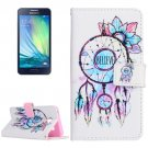 For Galaxy A3(2016) Believe Pattern Flip Magnetic Leather Case with Holder, Card Slots & Wallet