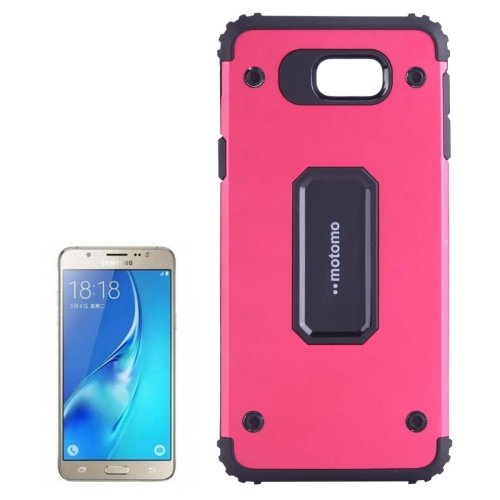 For Galaxy A3(2016) Motomo Metal + TPU Combination Protective Back Case - # Colors