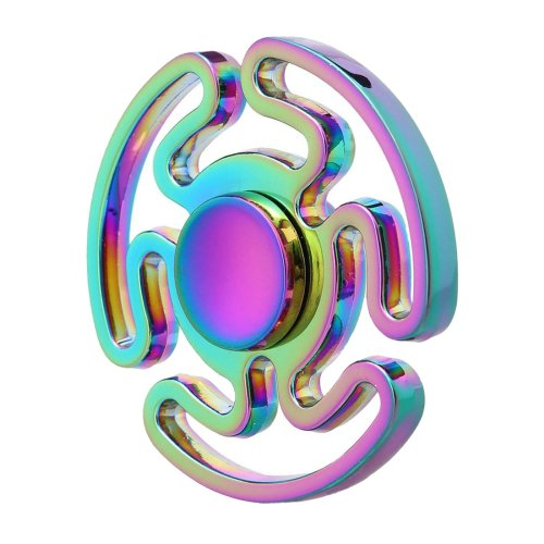 Fidget Spinner Toy Stress Reducer Anti-Anxiety Toy for Children and Adults 17