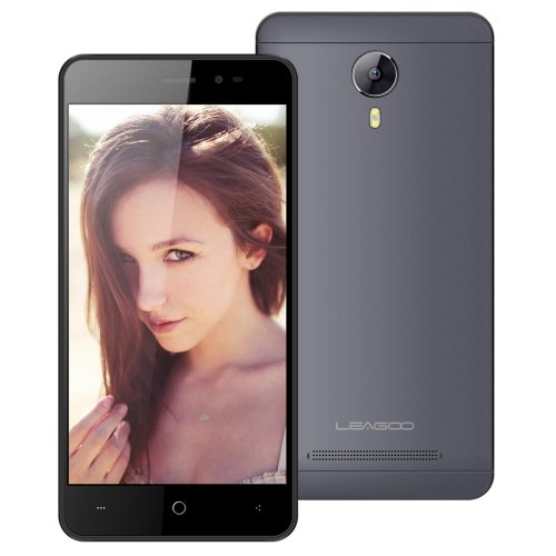 5.0 inch Android 6.0 SC7731c Cortex A7 Quad Core 1.3GHz LEAGOO Z5C Phone # Colors