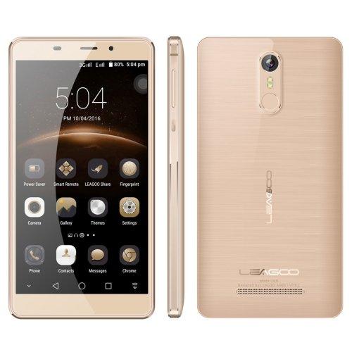 0.19s Fingerprint, 5.7 inch 2.5D Arc, Freeme 6.0 MTK6580A LEAGOO M8 Phone # Colors