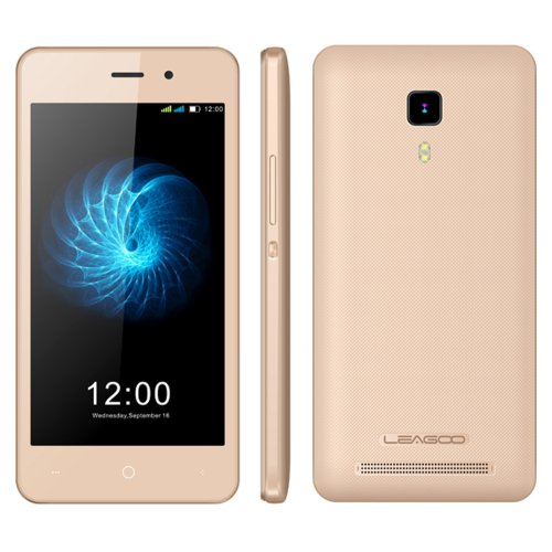4.5 inch LEAGOO Z3C OS 1.1 Lite (Android 6.0) SC7731c Cortex A7 Network: 3G Phone # Colors