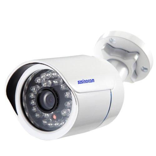 szsinocam SN-IPC-5003A H.264 HD 720P 1.0 Mega Pixel Infrared Night Vision IP Camera