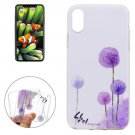 For iPhone 8 Dandelion Pattern TPU Protective Case