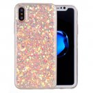 For iPhone 8 Colorful Glitter Powder Style Protective Soft case - 6 colors