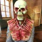 Popular Freak Halloween Mask Masquerade Emulsion Horrible Ghost Devil Mask