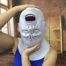 Popular Funny Halloween Mask Emulsion Inverted Head Devil Mask