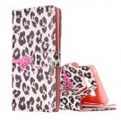 For Galaxy Note 8 Bowknot Pattern Leather Case with Holder, Card Slots & Wallet