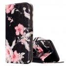 For iPhone X Azalea Flip Leather Case with Holder, Card Slots & Wallet