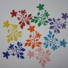 8 Pretty Flower Blooms/Die Cuts/Scrapbooking/Paper Cuts/Flowers/Card Making/Embellishment