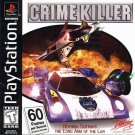 Crime Killer PS1 Great Condition Fast Shipping