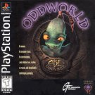 Oddworld Abe's Oddysee PS1 Great Condition Complete Fast Shipping