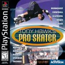 Tony Hawk's Pro Skater 1 PS1 Great Condition Complete Fast Shipping