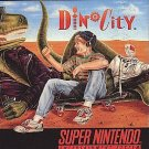 Dinocity SNES Great Condition Fast Shipping