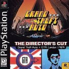 Grand Theft Auto Director's Cut PS1 Great Condition Complete