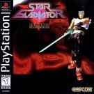 Star Gladiator Episode1 Final Crusade PS1 Great Condition Complete Fast Shipping