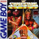 WWF Superstars Gameboy Great Condition Fast Shipping
