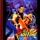 Art Of Fighting Neo Geo AES Great Condition Complete Us Version