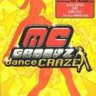 MC Groovz Dance Craze Gamecube Great Condition