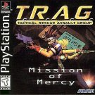 T.R.A.G. Mission of Mercy PS1 Great Condition